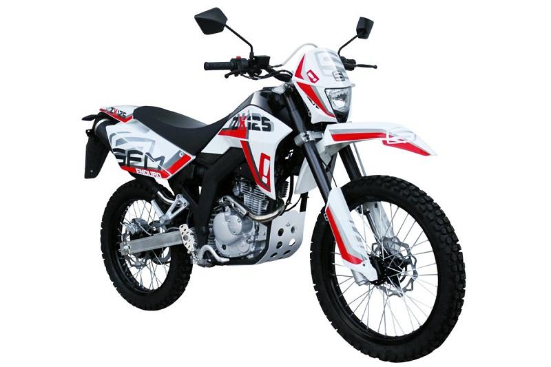 Sachs ZX 125
