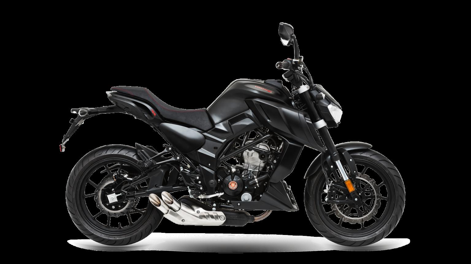 Motobi DL 125 Black Edition